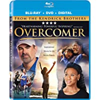 Overcomer [Blu-ray + DVD]