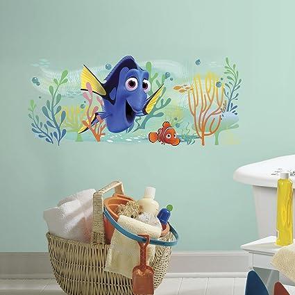Amazon.com: 1 Piece Kids Blue Orange Yellow Finding Dory and Nemo ...