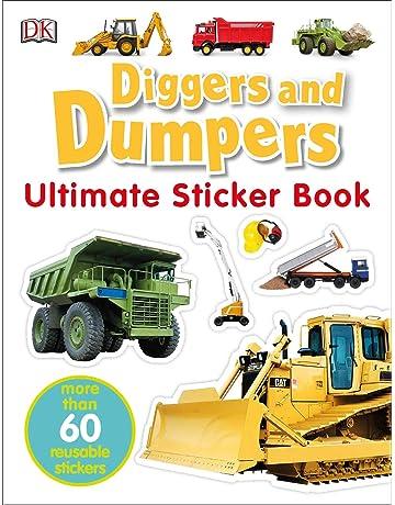 Children S Heavy Machinery Books