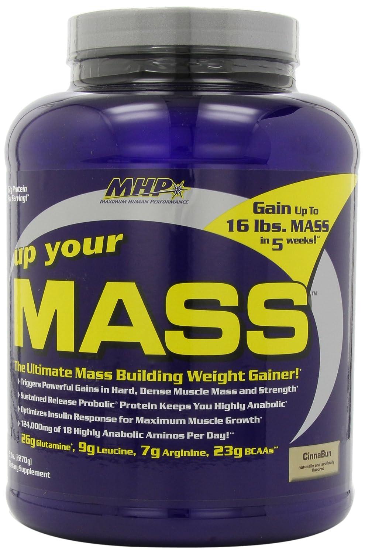 MHP Up Your Mass シナモンバン2270g 海外直送品 B0036B8X2C