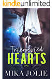 Intercepted Hearts: A Standalone Sports Romance (Playing for Keeps Book 1)