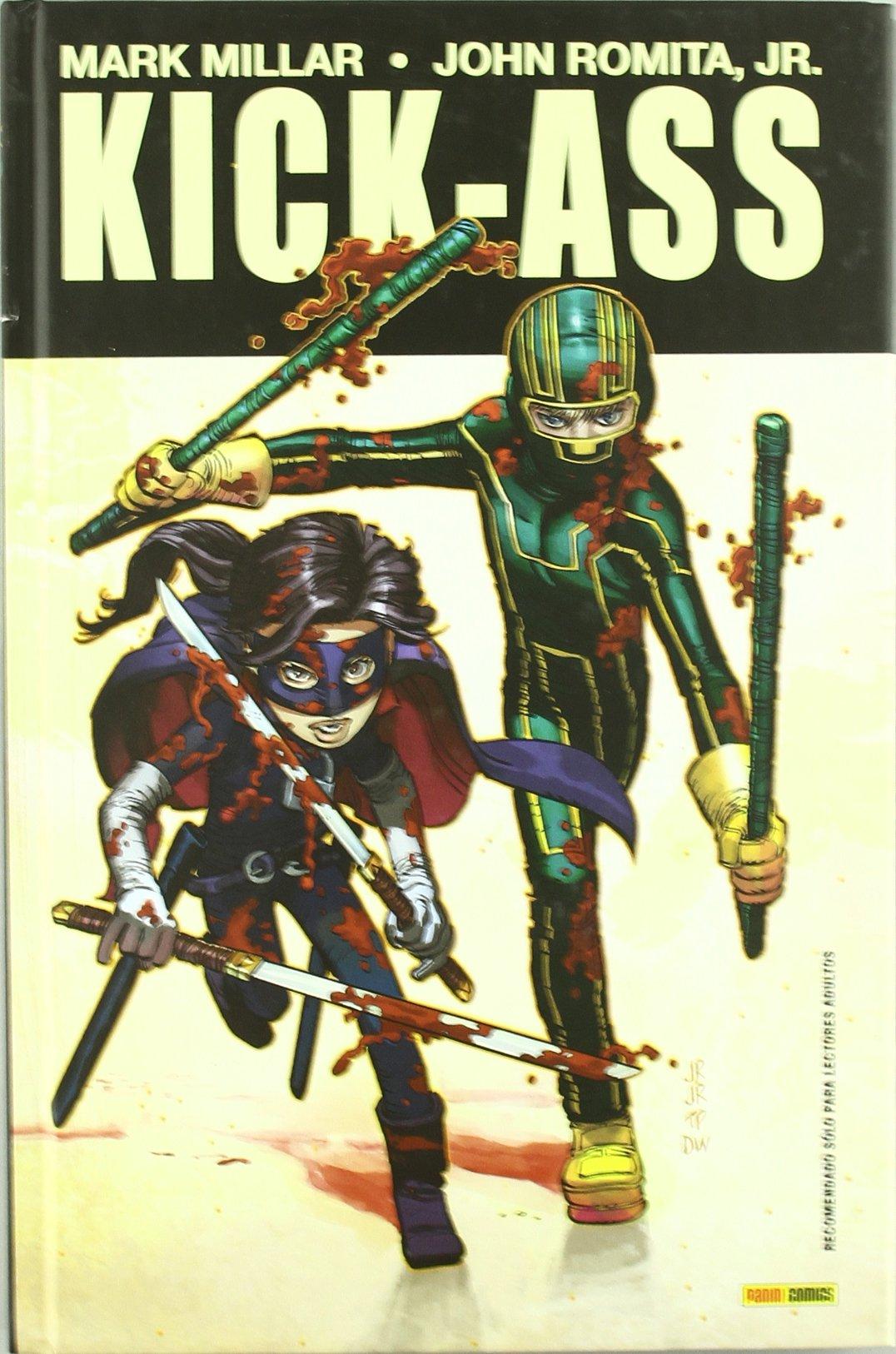 Kick ass (Novela Grafiaca Kick Ass)
