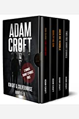 Knight & Culverhouse Box Set — Books 1-3 Kindle Edition