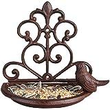 Esschert Design pared alimentador del pájaro