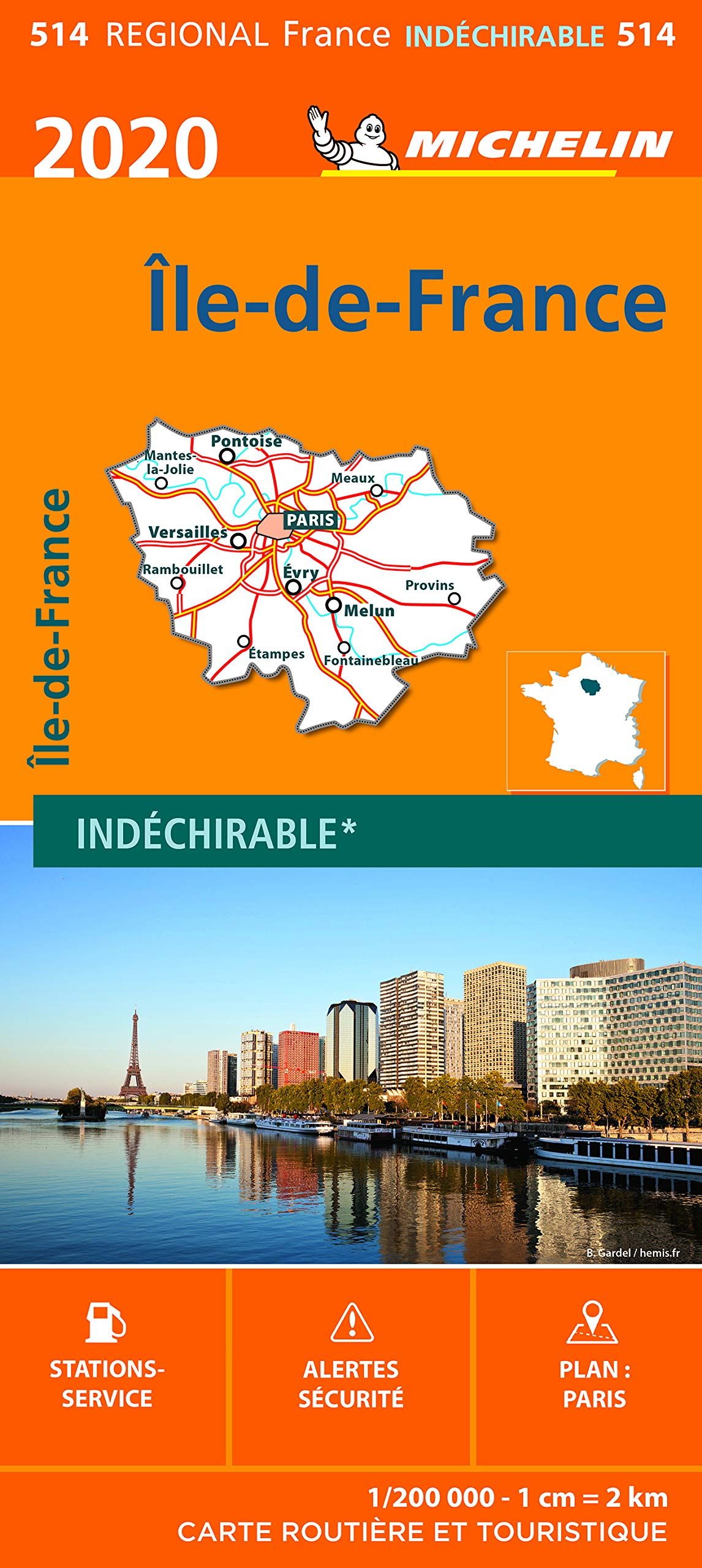 carte routiere france 2020 Amazon.in: Buy Ile de France 2020 Book Online at Low Prices in