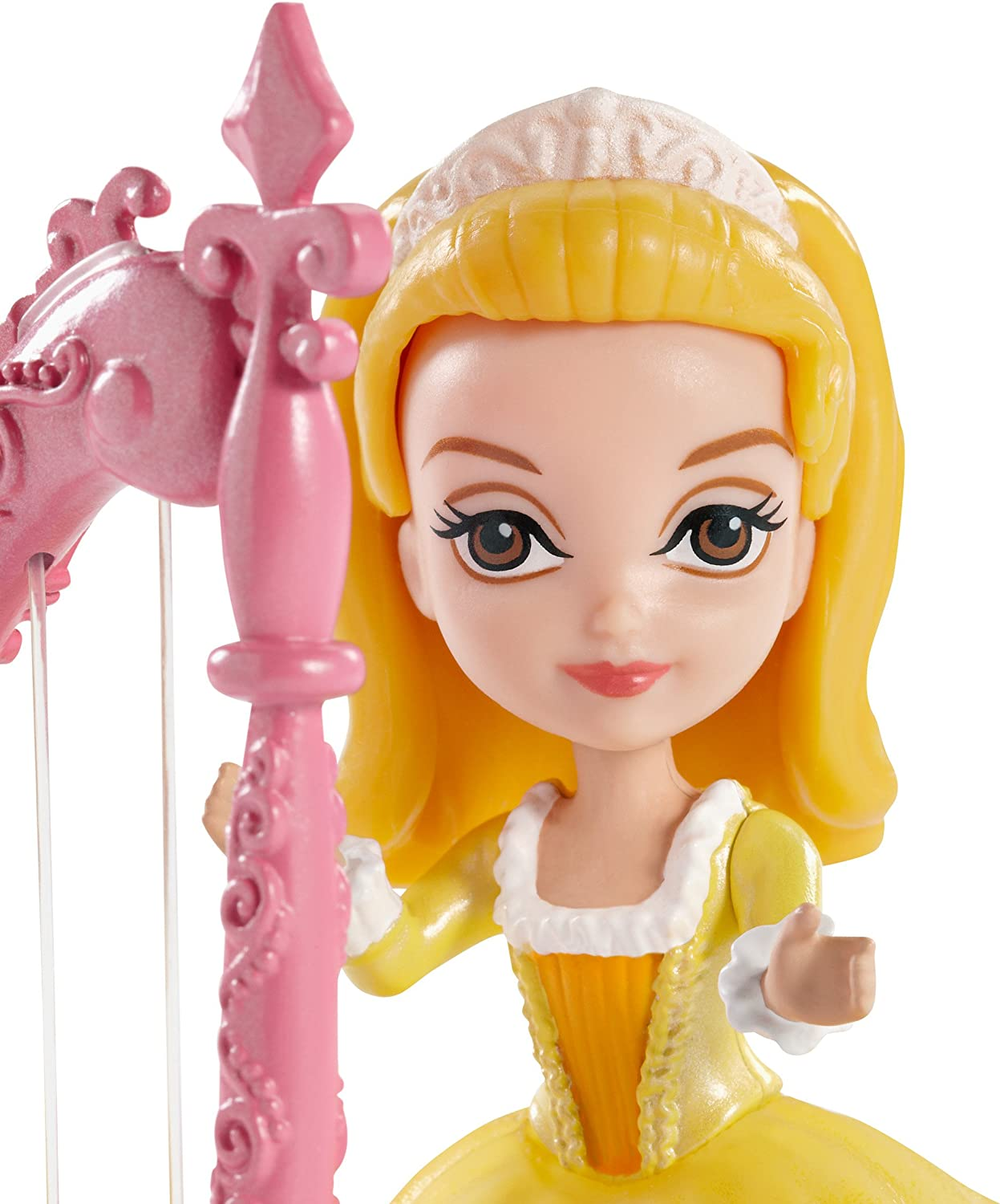 Disney Sofia The First Amber with Harp Doll
