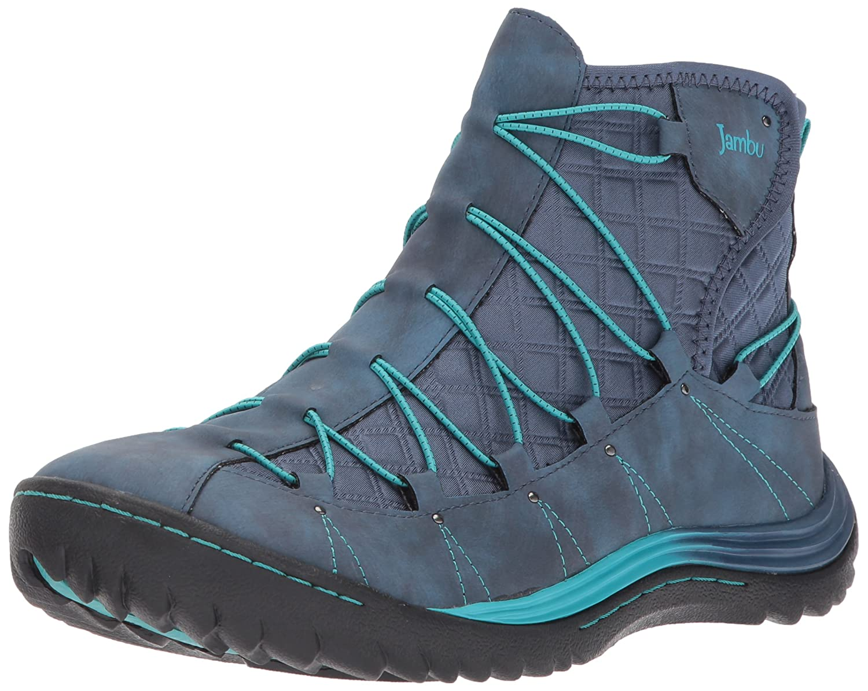 Jambu Women's Spirit Vegan Ankle Bootie B06X941XRF 6.5 B(M) US Navy