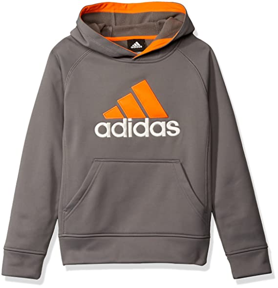 united states lower price with on wholesale adidas Boys' Po Tech Fleece Hoodie
