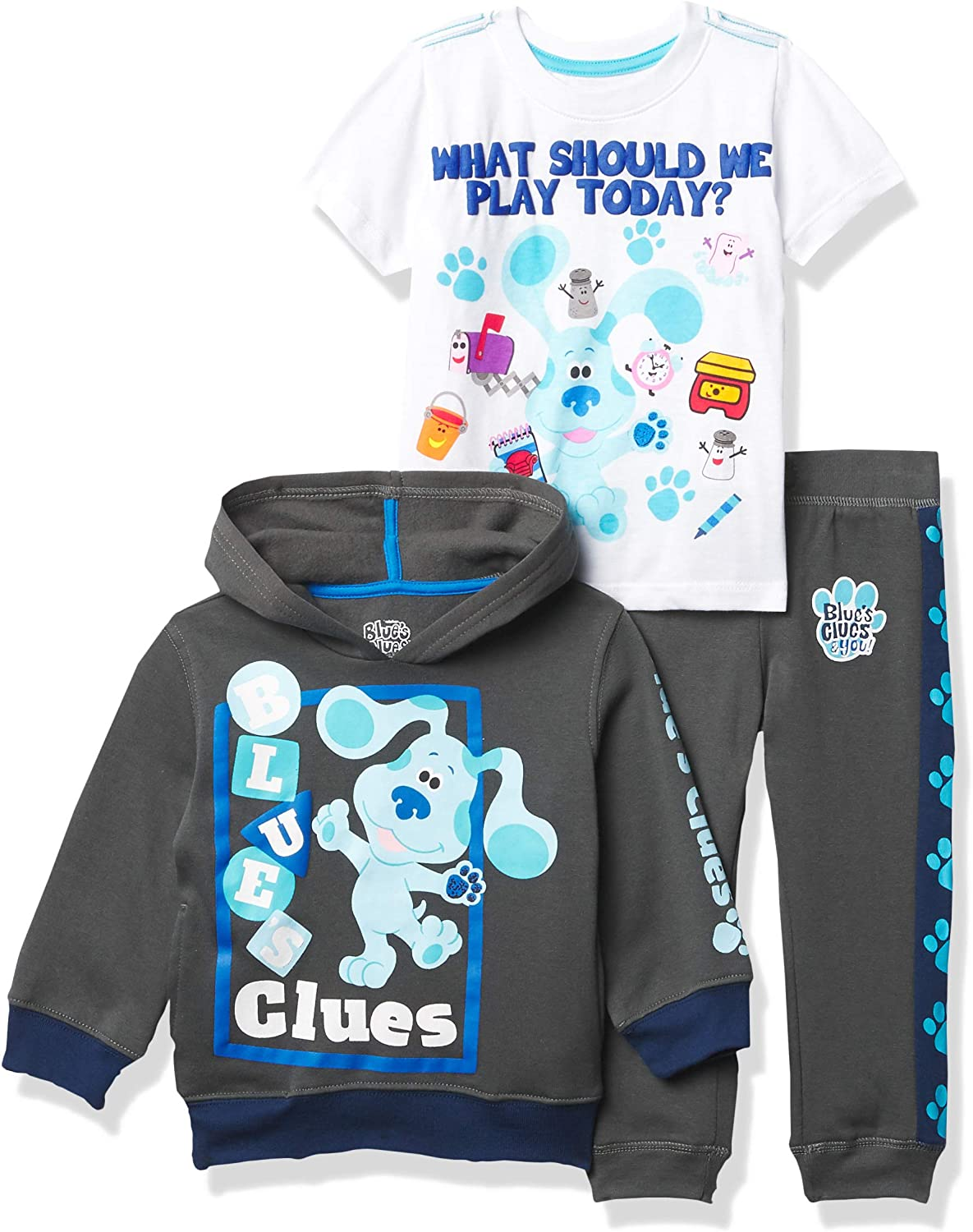 Blue's Clues & You Graphic Hoodie
