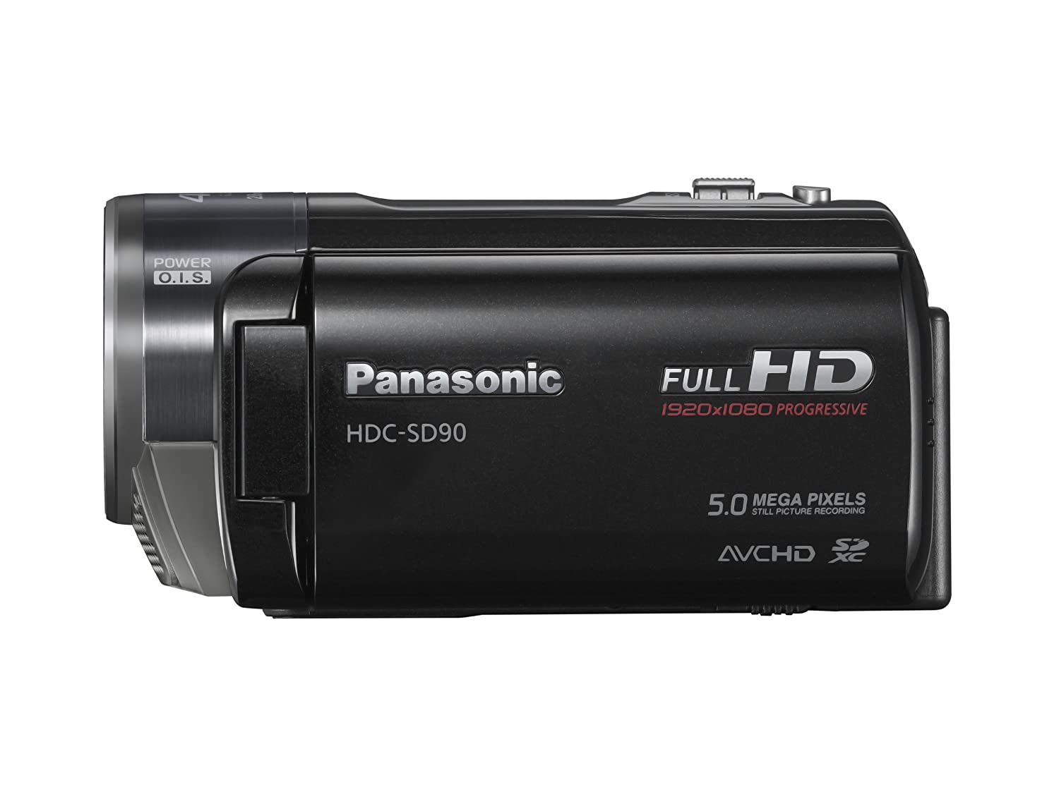 amazon com panasonic hdc sd90k 3d compatible sd memory camcorder rh amazon com Panasonic 3CCD Camcorder Manual Panasonic Camcorder Batteries