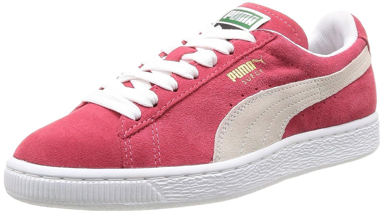 Puma Suede Classic  Damen Sneakers  38.5 EU|Rot (Geranium 26)