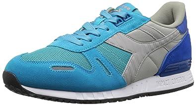 Diadora Men's Titan II Skate Shoe, Blue Jay/Paloma Grey,8 ...