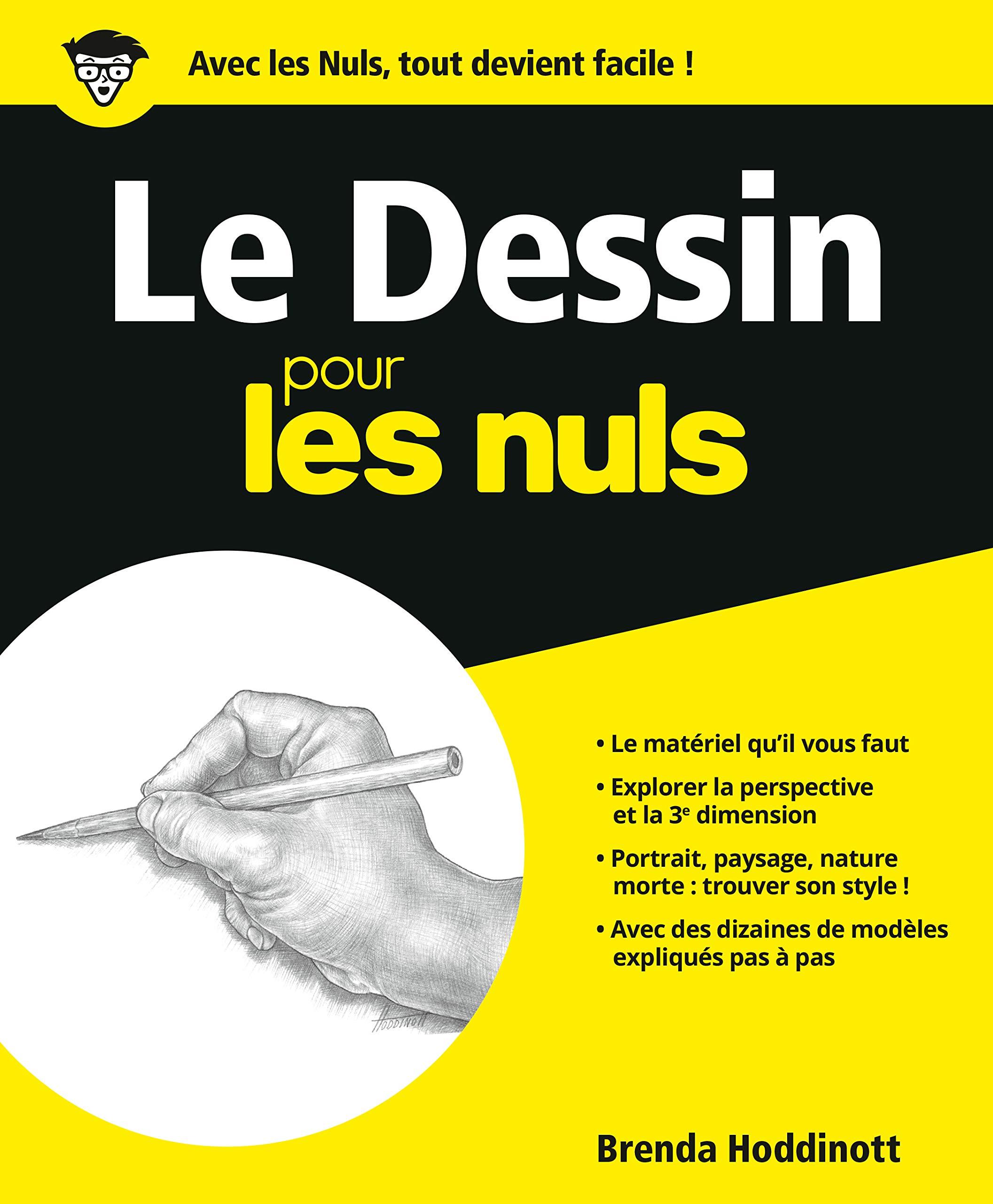 Amazon Fr Le Dessin Pour Les Nuls Brenda Hoddinott Marie Christine Guyon Livres