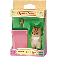 Sylvanian Families 5065 Walnut Squirrel Baby,Figure