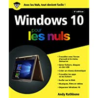 Windows 10 pour les Nuls, grand format, 4e