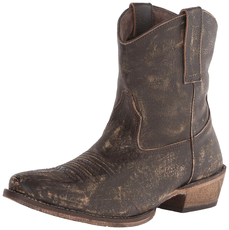 Roper Women's Dusty Riding Boot B00LEVRTIU 10.5 B(M) US|Brown