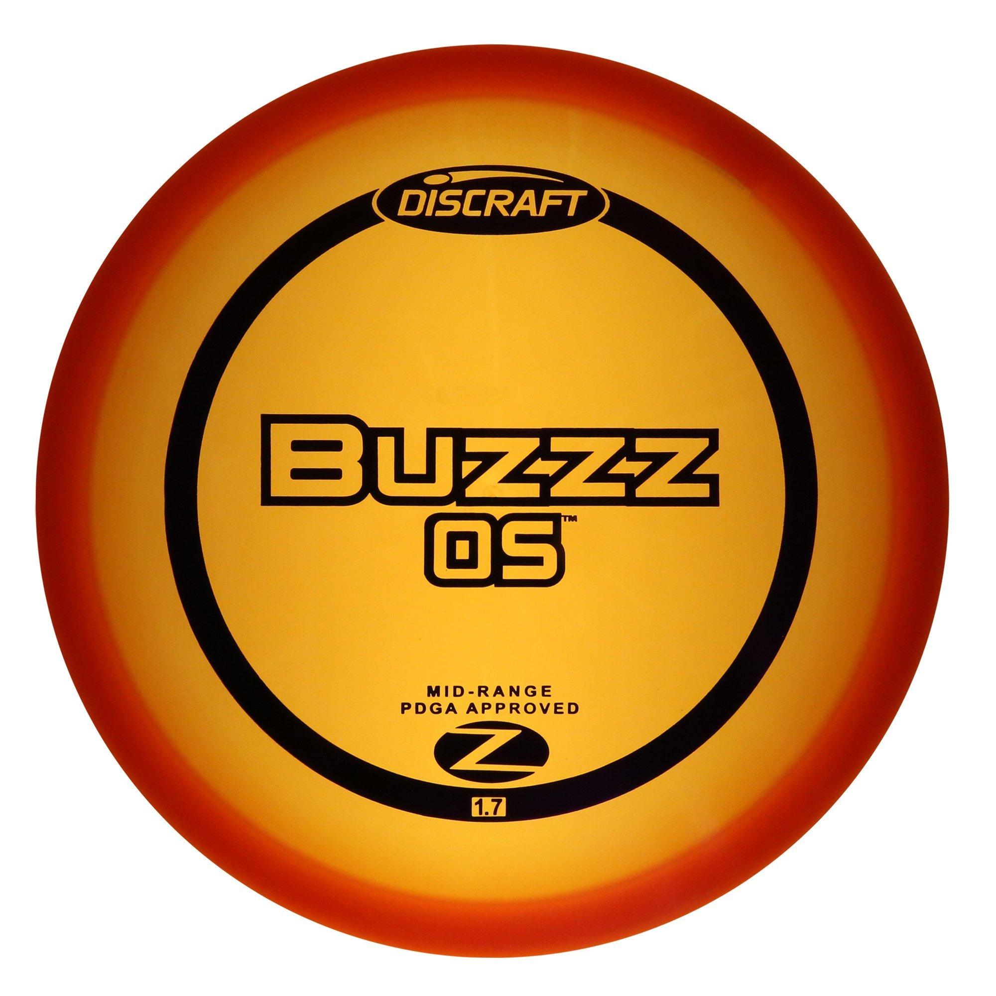 Discraft Z Line Buzzz OS Golf Disc (175 - 176)