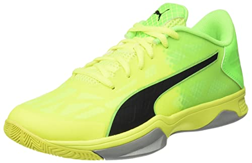 PUMA EVOSPEED INDOOR 3.5 SCARPE DA CALCIO UNISEX ADULTO GIALLO SAFETY
