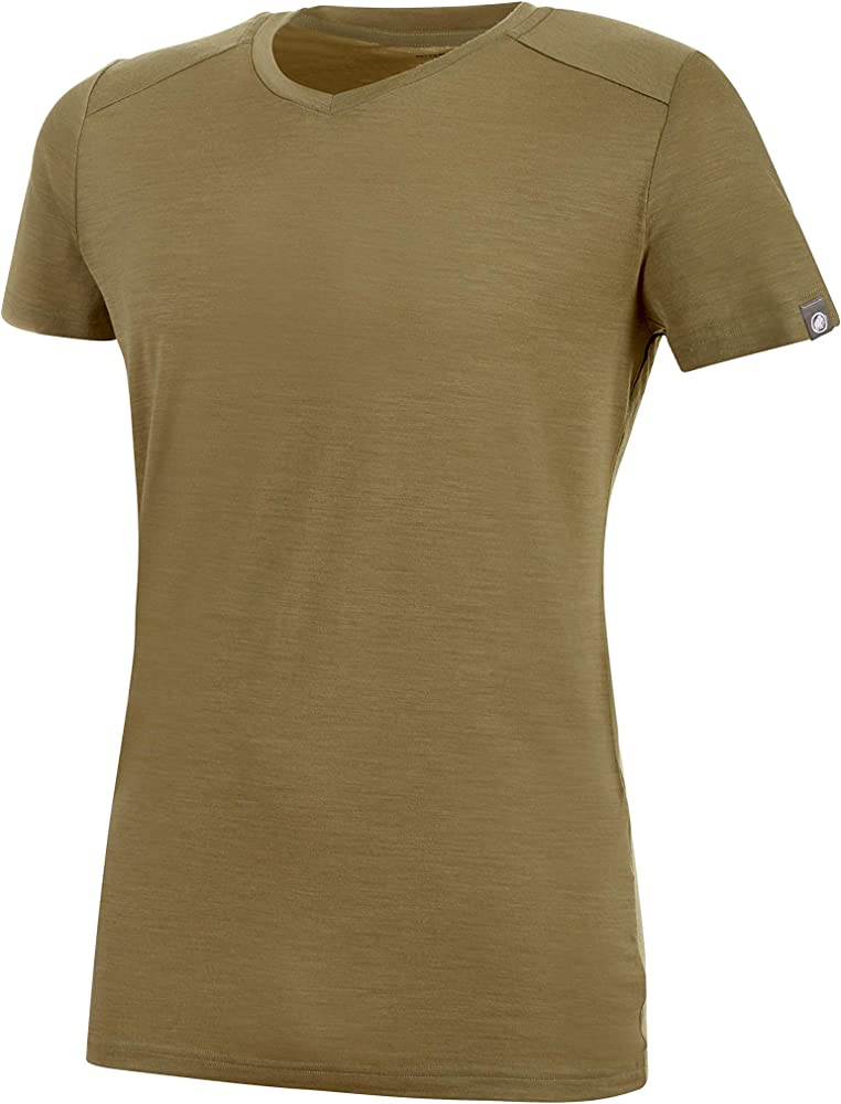 Mammut Alvra Camiseta, Hombre, Verde Oliva, Large: Amazon.es: Ropa y accesorios