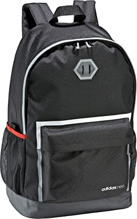 90d0508bd39b Adidas BP S Daily Backpack BQ1308 Unisex Backpack  Amazon.ca ...