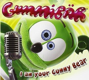 amazon i am your gummy bear gummibar ポップス 音楽