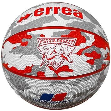 Errea - Balón Oficial de Pista de Baloncesto, Talla 5: Amazon.es ...