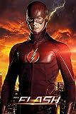 Flash - Solo - TV Serie Poster Plakat Druck - Größe 61x91,5 cm + 1 Ü-Poster der Grösse 61x91,5cm