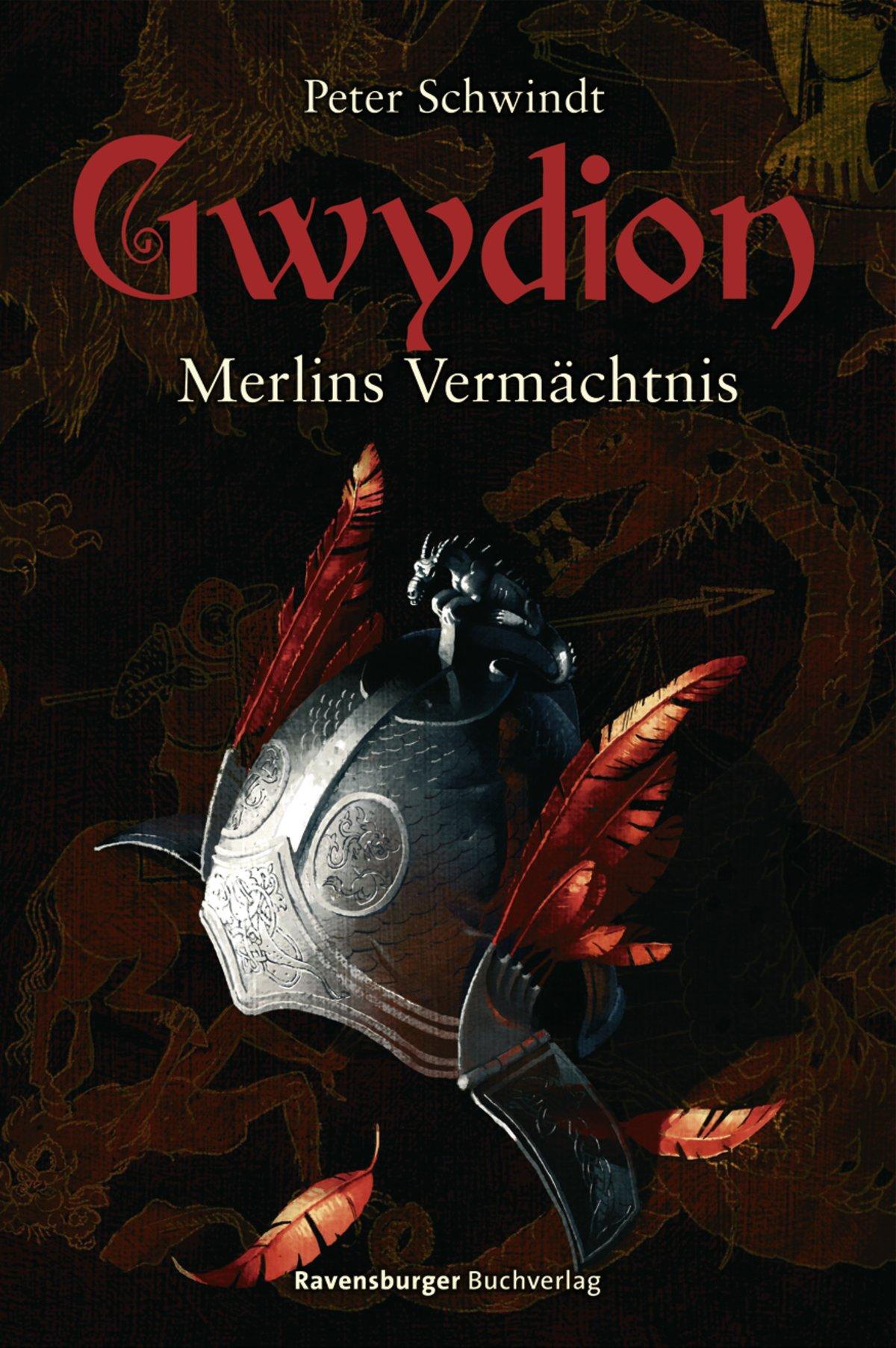 Gwydion 04. Merlins Vermächtnis