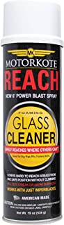 product image for Motorkote Foaming Glass Cleaner (MK-30370-12) Reach Power Blast Formula- 19 oz