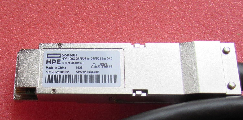 HP 5M 100GB QSFP28 to QSFP28 DAC