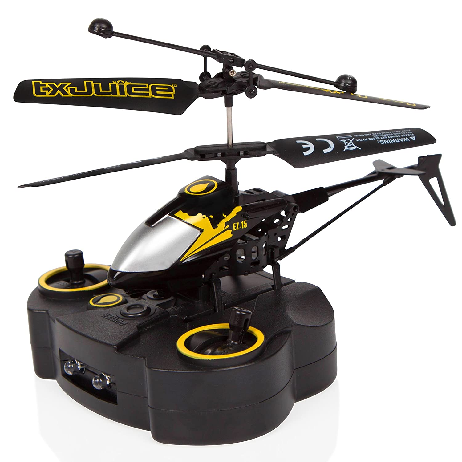 TX Juice EAZI Copter World s First R C Helicopter with Altitude