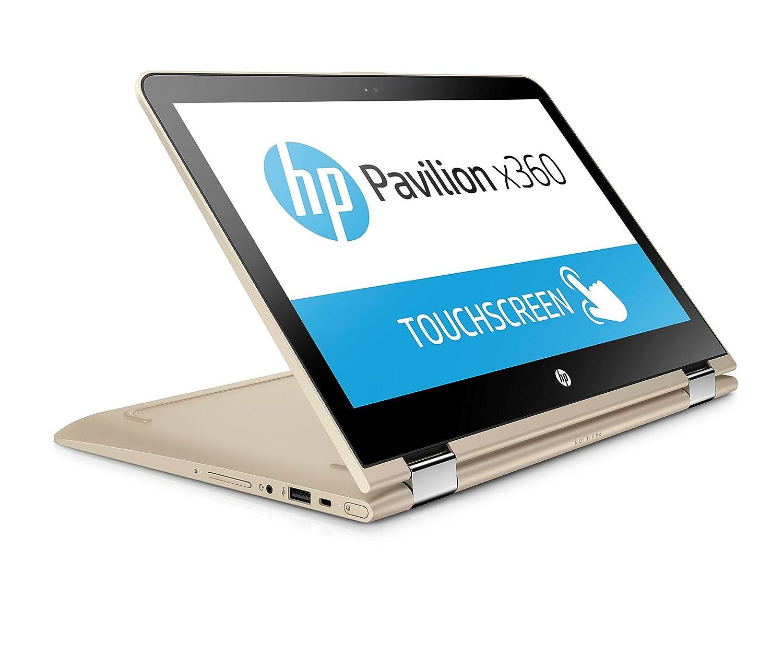 HP Pavilion x360 13-u103ns - Ordenador Portátil Convertible Táctil de 13.3