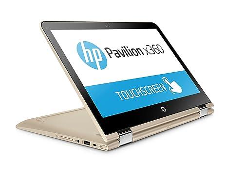 "HP Pavilion x360 13-u103ns - Ordenador Portátil Convertible Táctil de 13.3"" HD ("