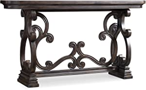 Hooker Furniture DaValle Scroll Console Table