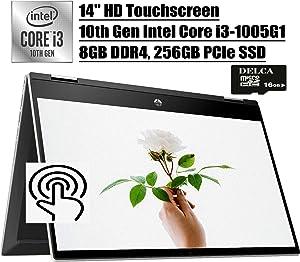 HP Pavilion X360 2020 Premium 2 in 1 Laptop I 14