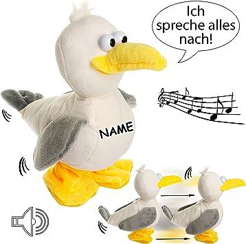 """/"""" Ich spreche alles nach /& laufe dazu /"""" Möwe // Vogel NACH sprechende aus S"""