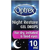 Optrex Night Repair Gel Eye Drops, 10 ml