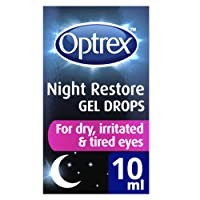 Optrex Night Repair Gel, 10 ml