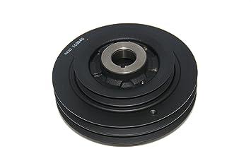 Patrulla Y61 2.8td RD28 Motor cigüeñal Polea 10/97 - 2/00 parte * GENUINO *: Amazon.es: Coche y moto