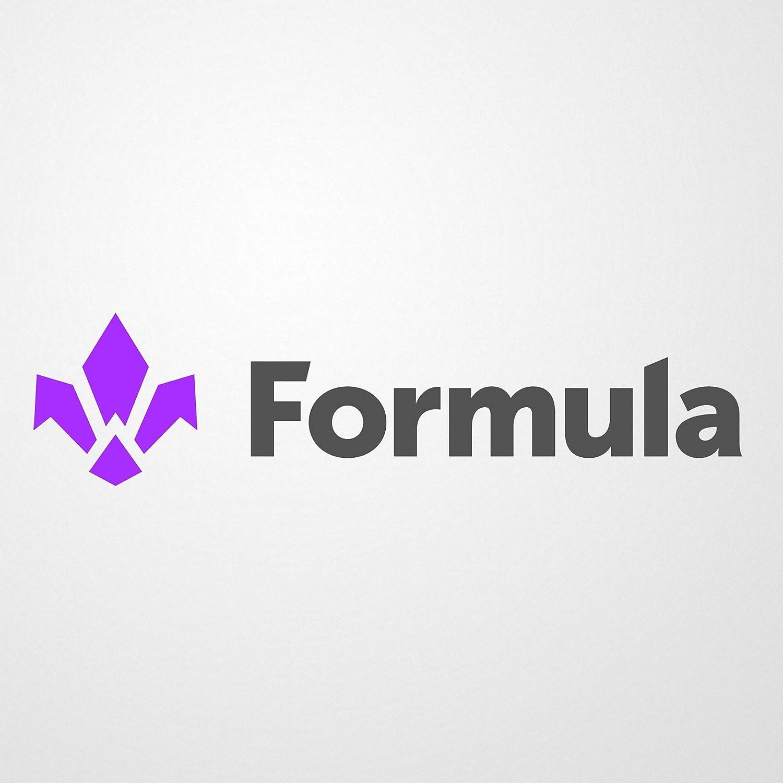 Formula Plaquettes de Frein Oro pour Disque de Frein V/élo I Organique /& Fritt/é I Haute Performance I Durable /& Ajustement Parfait I Plaquette de Frein