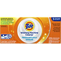Tide Washing Machine Cleaner, 5 Count Box