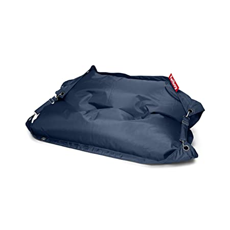 Fatboy Buggle-Up Bean Bag Lounge Chair, Dark Blue