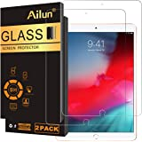 Ailun 2Pack Screen Protector for iPad Pro 10.5 2017 iPad Air 3 2019 10.5 Inch Tempered Glass 9H Hardness Apple Pencil Compati