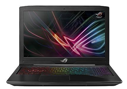 ASUS ROG Strix GL503GE-EN169T 15.6-inch FHD Gaming Laptop (8th Gen Intel Core i5-8300H/8GB/1TB SSHD + 128GB SSD/Windows 10/GTX 1050 Ti 4GB Graphics/2.60 Kg), Black