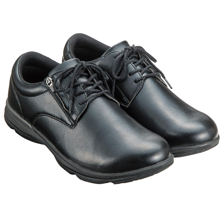 ジョイトップウォーク(4E) B071FMQ6RQ 28.0 cm 本革調ブラック