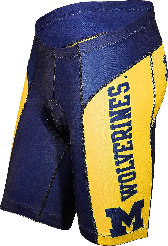 NCAA Michigan Wolverines Cycling Short