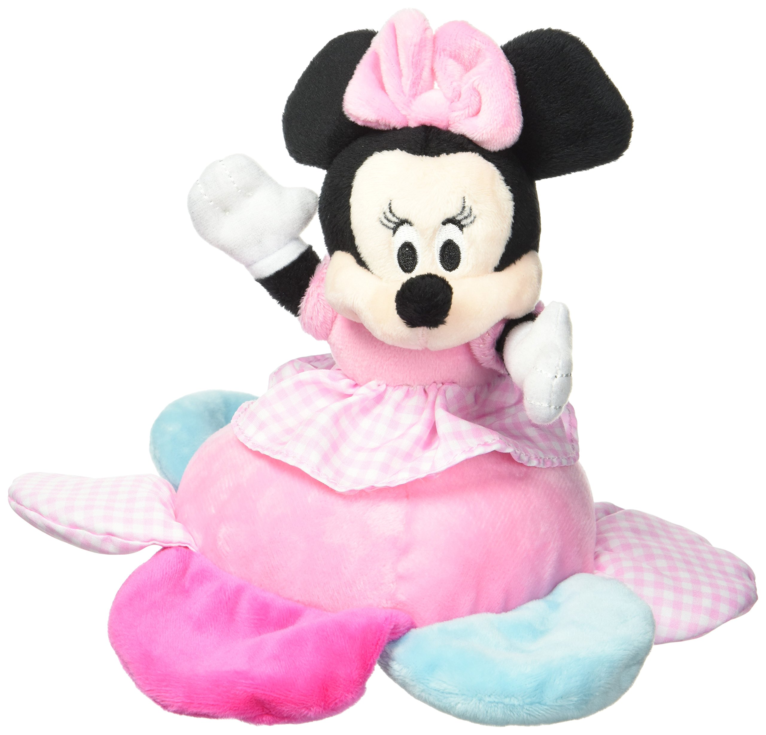 Kids Preferred Minnie Mouse Keywind Musical Plush, One Size