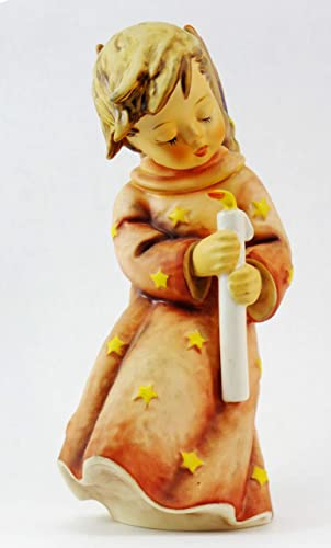 M.I. Hummel Heavenly Angel Christmas Tree Topper TM7 755 First Issue 1994