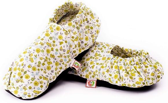 Zapatillas Térmicas de Semillas - Pantuflas Calientapiés Calentar ...