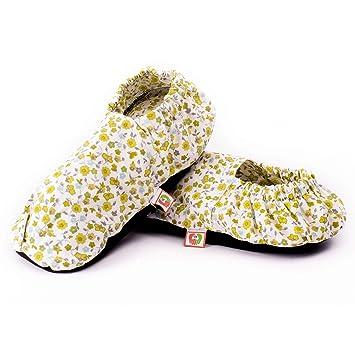 Zapatillas térmicas con semillas para calentar en el microondas ...